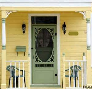 Screen Porch Doors