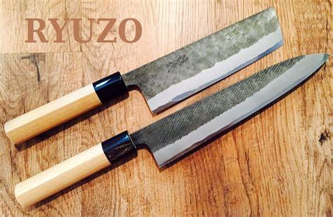 ustensile de cuisine japonais couteau japonais artisanal ustensiles de cuisine