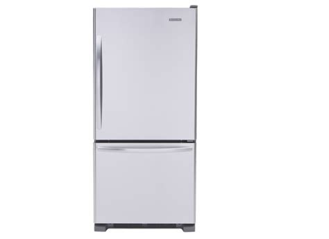 Kitchenaid Refrigerator Reliability by Kitchenaid Kbrs19kcms Refrigerator Consumer Reports