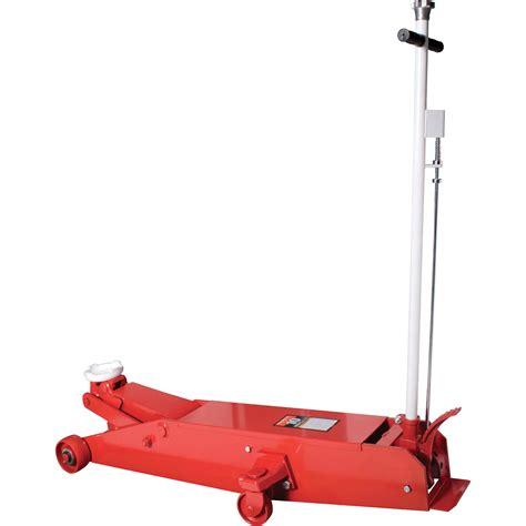 Air Hydraulic Floor Jack by Sunex 10 Ton Air Hydraulic Professional Service Floor Jack
