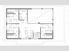 Small House Plan CH35 floor plans and house design House Plan