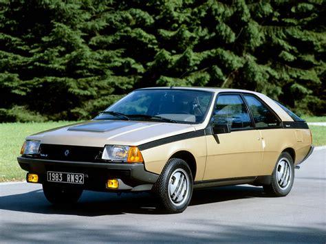 renault car 1980 30 aniversario del renault fuego