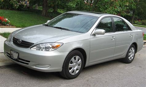Used Cars For Sale Toyota Camry 2002