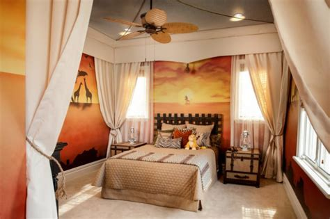 african safari themed room  awesome home decor ideas