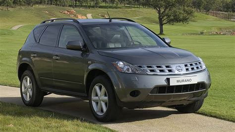 2005 Nissan Murano Reviews by Nissan Murano St 2005 Review Carsguide