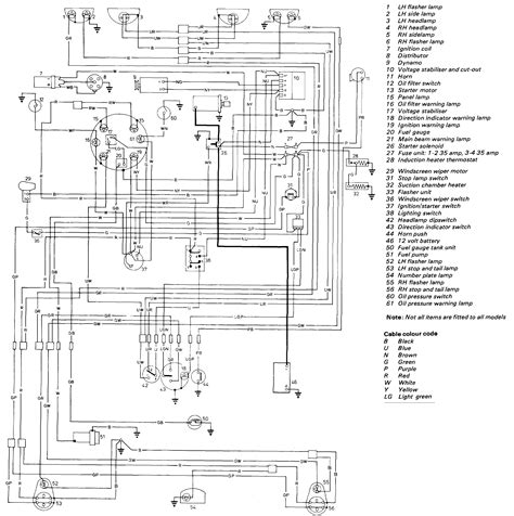 Mini Cooper Light Wire Diagram by More Wiring Diagrams