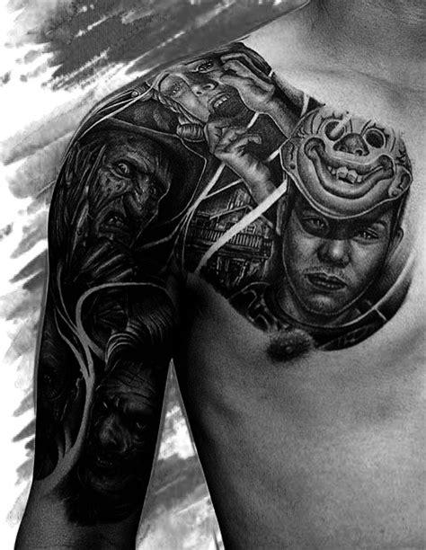 Half Sleeve Tattoo Ideas That Don't Suck—60 Badass Tattoos