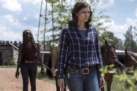 Lauren Cohan Explains Why She's Leaving The Walking Dead