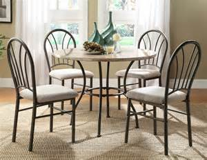 marble dining room sets homelegance shawnee 5 marble dining room set w graphite metal base beyond stores