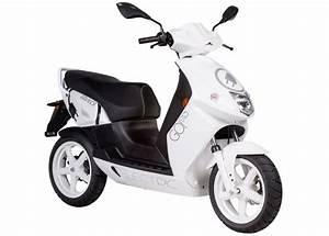 Scooter Electrique 2 Places : scooter lectrique govecs go s1 3 ~ Melissatoandfro.com Idées de Décoration