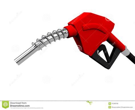 Gas Pump Nozzles Royalty Free Stock Photo