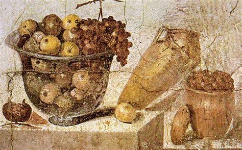 la cuisine de la rome antique une lumière dans l 39 escalier des natures mortes