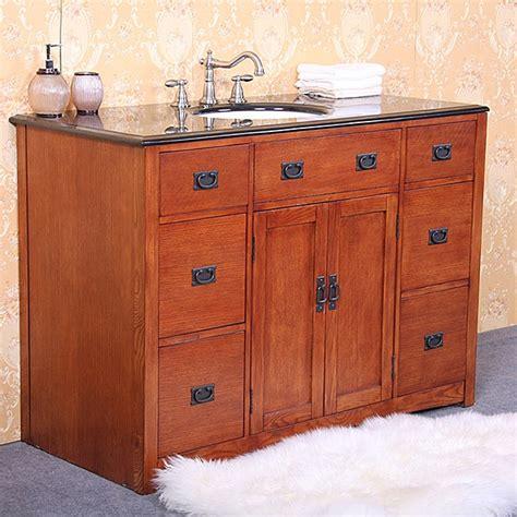 Bathroom Vanity 48 Inch Sink by Granite 48 Inch Single Sink Bathroom Vanity Free