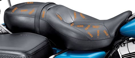 Hammock Seat Harley by Harley Davidson Dealers To Offer Seat And Windshield Demos