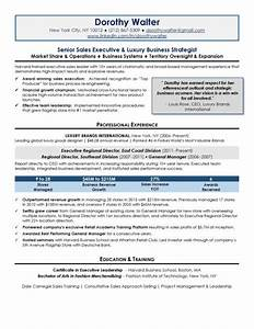 executive resume samples top resume samples With resume writing services for senior executives