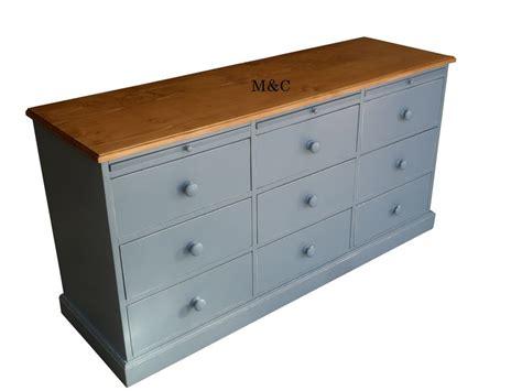 commode cuisine meuble de metiers 9 tiroirs