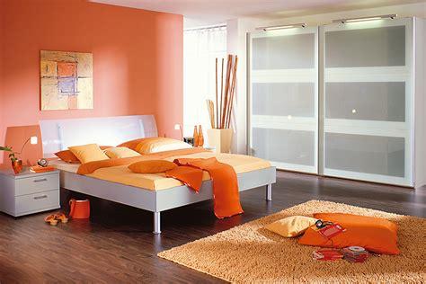 déco chambre adulte orange