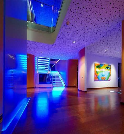 interior led lights for home iluminacion indirecta led salon y salas de estar