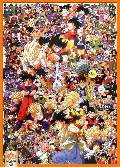 Dragon ball z / cast Is It Time For The Dragon Ball Z Franchise To Do Something Completely New?