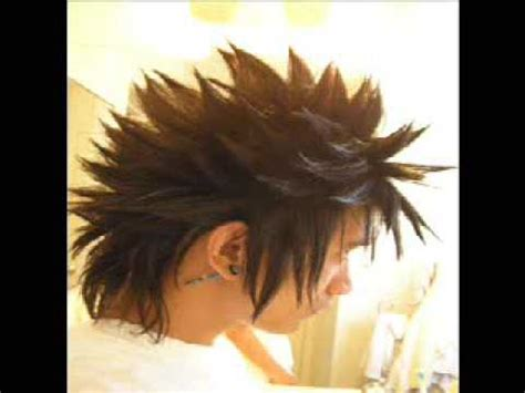 anime hairstyle youtube