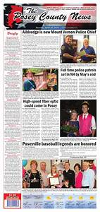 April 26, 2016 - The Posey County News by The Posey County ...