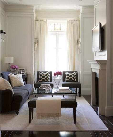 Paneled Walls   Transitional   living room   McGill Design
