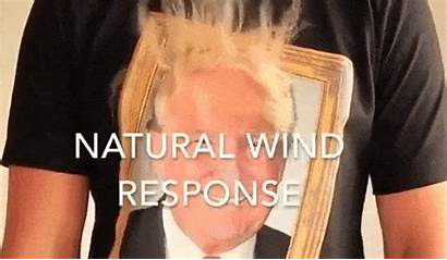 Trump Shirt 3d Hair Donald Wind Realistic