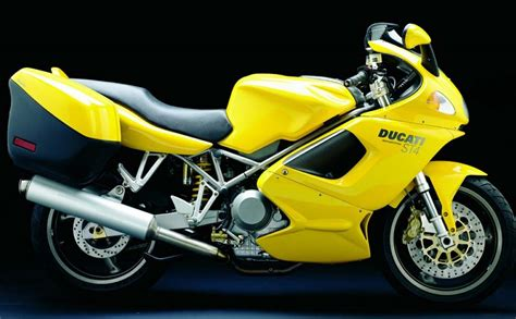 Ducati St4 Specs