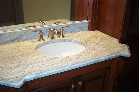 bathroom countertops models  types option bathroom