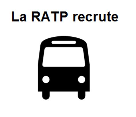ratp si鑒e social ratp recrutement 2014 controleur conducteur stage
