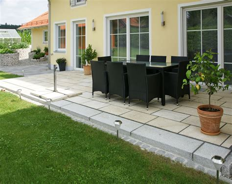 Terrassen Im Garten by Terrasse Bruckmeier Garten Und Landschaftsbau