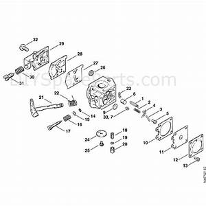 Stihl 009 Chainsaw  009q  Parts Diagram  G
