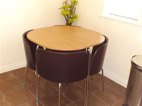hideaway table and chairs glass dining table 8 stunning hideaway dining table and