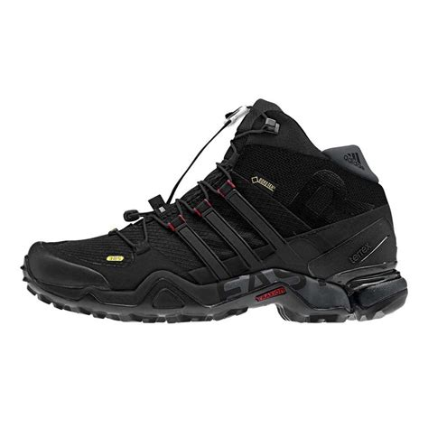 6b89427636a adidas terrex fast r mid goretex buy and offers on trekkinn adidas terrex  fast r mid
