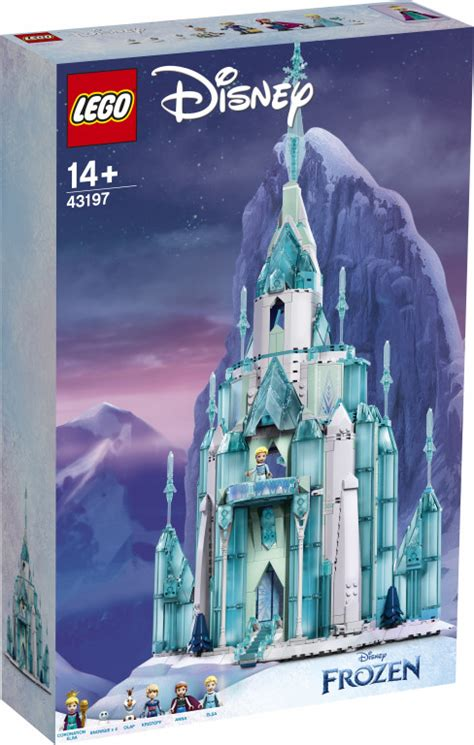 43197 LEGO® Disney Ledus pils, no 14+ gadiem NEW 2021 ...