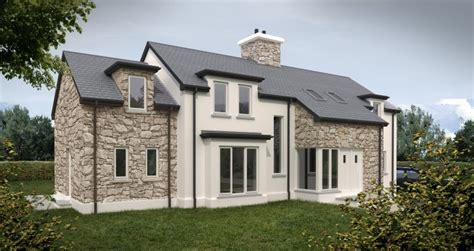 Ideas For New Builds by New Home Design Self Build