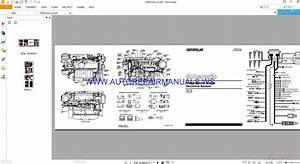 Caterpillar 3126b Marine Engine Electrical Schematics