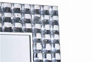 Grand Miroir Design : grand miroir d co en strass acaht miroir design pas cher declikdeco ~ Teatrodelosmanantiales.com Idées de Décoration