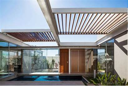 Sliding Architecture Fgmf Pergolas Arquitetos Brazil Archdaily