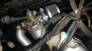 Need Picture Of Working Carb On Taotao 125cc