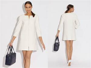 exemple patron gratuit robe style courrege couture With courrege robe