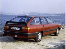 AUDI 100 Avant C3 1983, 1984, 1985, 1986, 1987, 1988