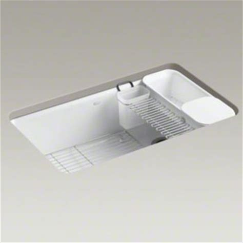 corner sinks for kitchen kohler k 5871 5ua3 0 riverby single bowl undermount 5871