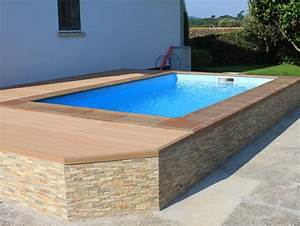 Coque Piscine Espagne : piscine coque rectangulaire graf 45 distripool ~ Melissatoandfro.com Idées de Décoration
