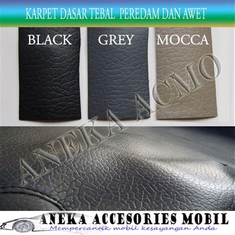 Karpet Mobil Terios jual karpet dasar tebal peredam daihatsu ayla karpet