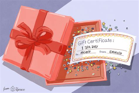 gift certificate templates   customize