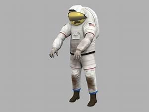 Z2 Spacesuit | 3D Resources