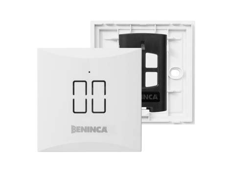 Clicker Brand Garage Door Opener by Beninca Wall Mounting For Garage Door Opener Remote