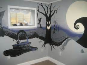 bathroom stencil ideas nightmare before bedroom mural humble abode