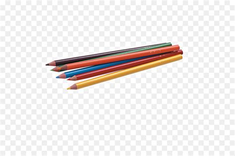 colored pencil stationery colored pencils png